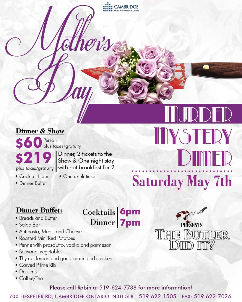 Mothers Day Murder Mystery (2016)