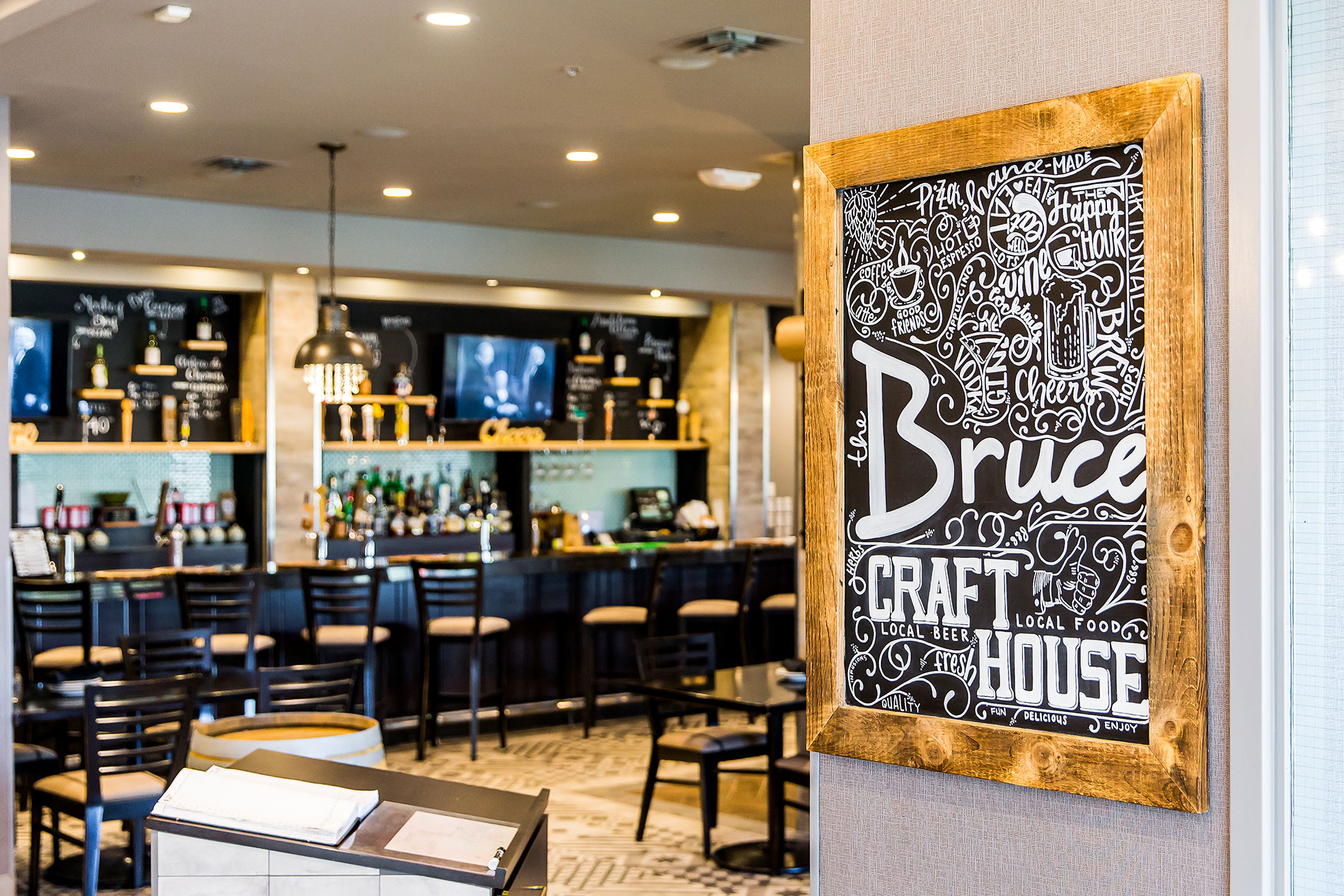 The Bruce Craft House